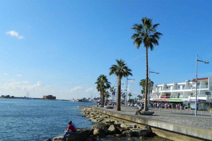 Jak dostać się na Cypr