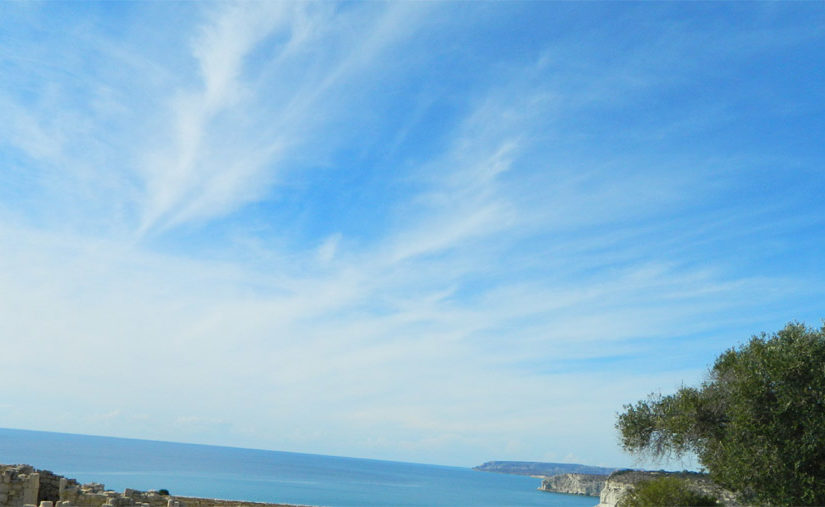 Pogoda Cypr