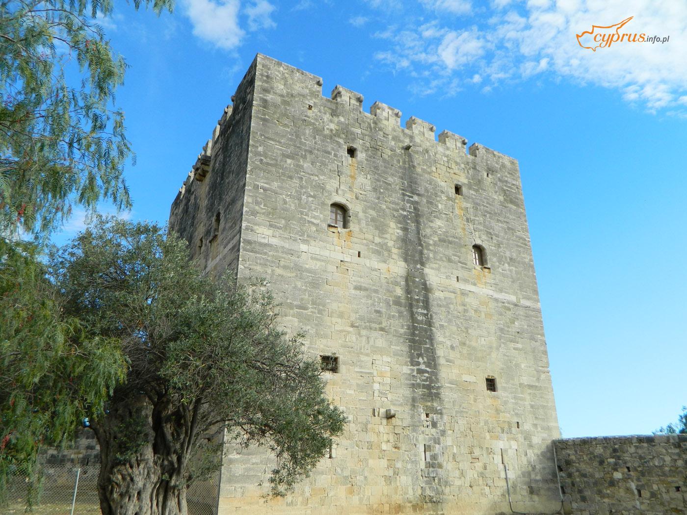 Zamek Kolossi