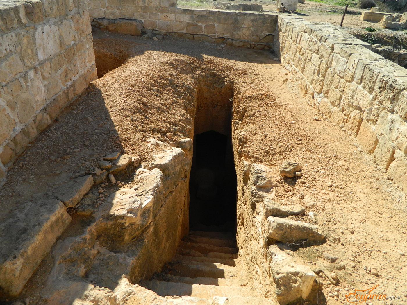 Grobowce Królewskie Paphos