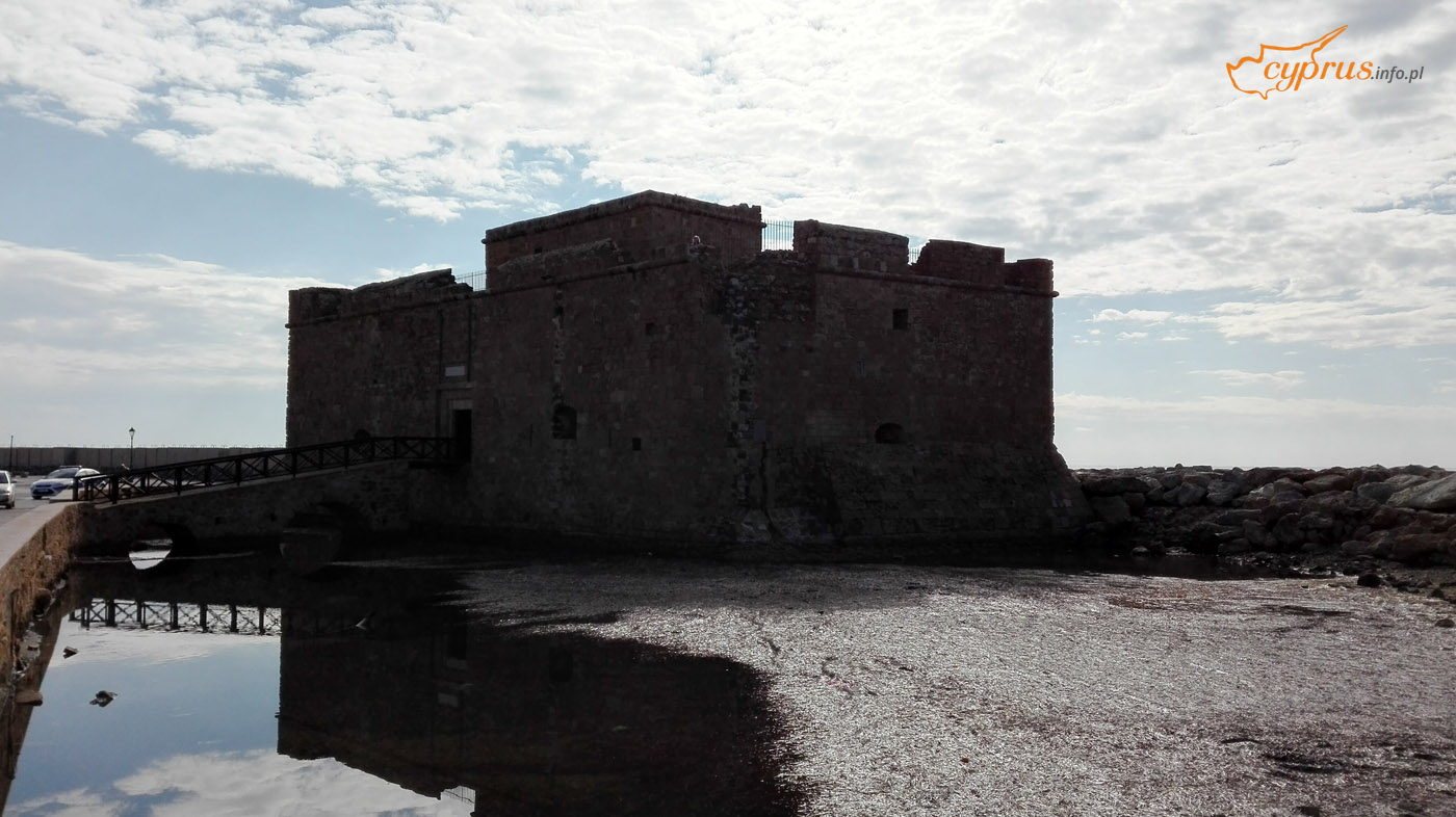 Zamek w Paphos