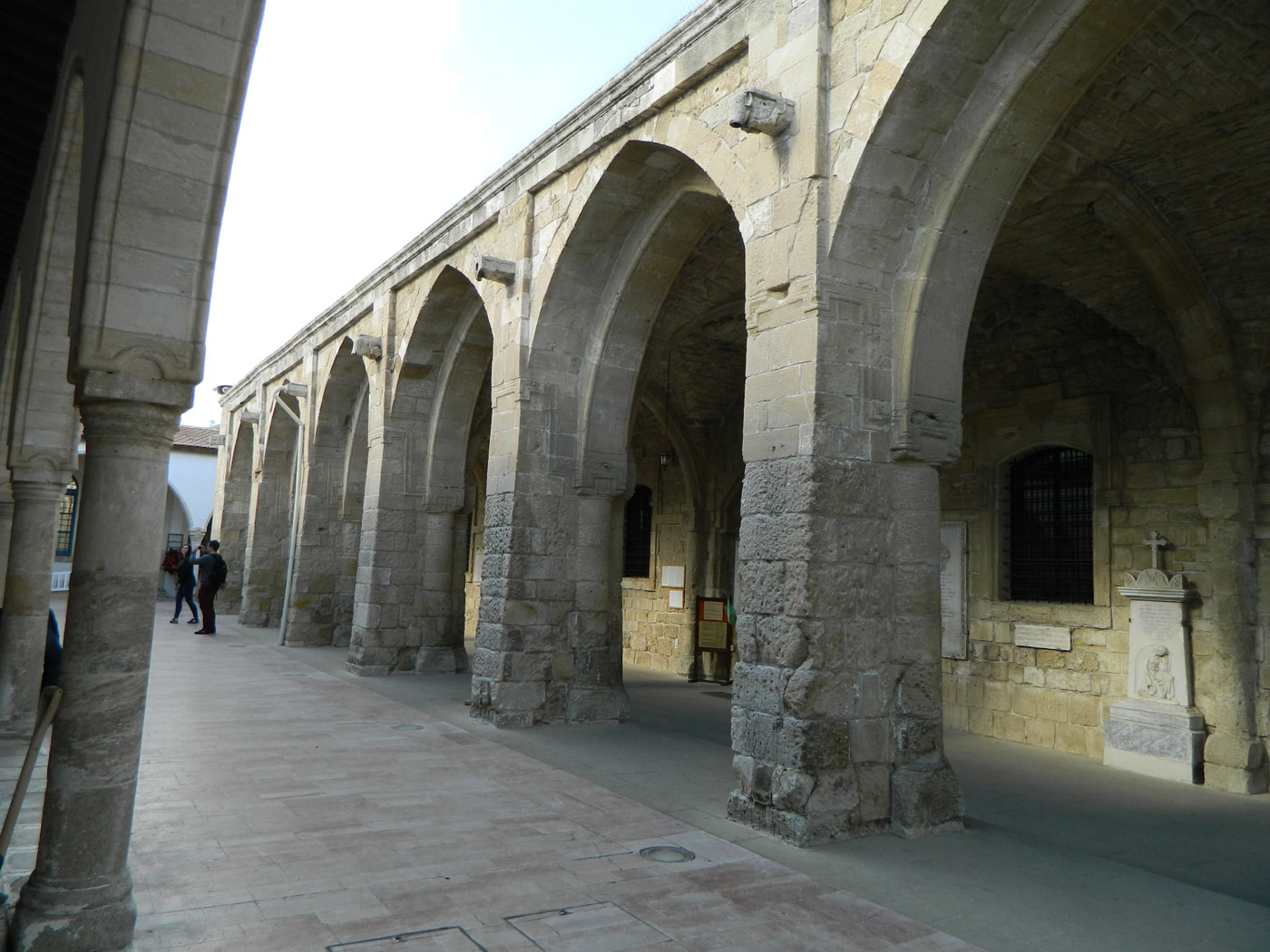 Larnaka - Cerkiew św. Łazarza